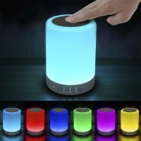 Elecstars Touch Bedside Lamp - with Bluetooth Speaker Best ...