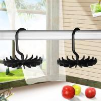 Twirl Tie Rack Belt Hanger Holder Hook Best Offer
