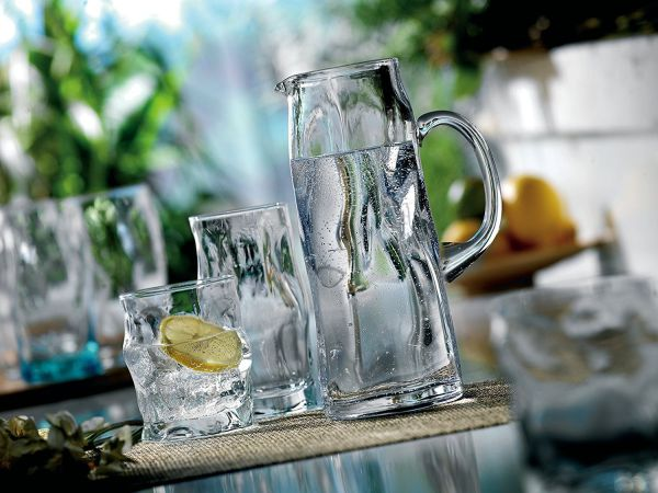 Bormioli Rocco Sorgente Double Old Fashioned Glasses