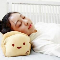 Bread Plush Pillow Cushion Doll Toy
