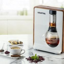 Gourmia Electric Square Tea Maker