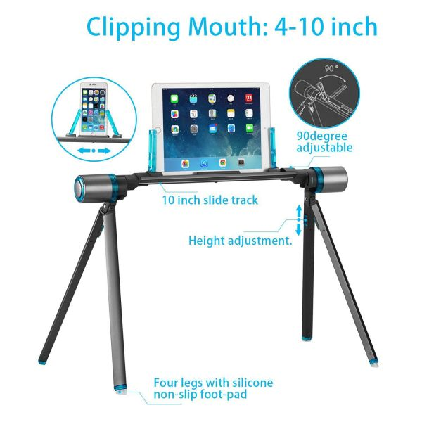 Tablet Stand Holder Bed, Portable iPad Stands and Holders
