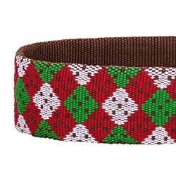 Blueberry Pet 14 Patterns Christmas Holiday Season Dog Collars Blueberry Pet 14 Patterns Christmas Holiday Season Dog Collars, 4 Patterns Personalized Collars or One Bowtie Set.