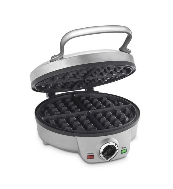 Cuisinart 4-Slice Belgian Waffle Maker