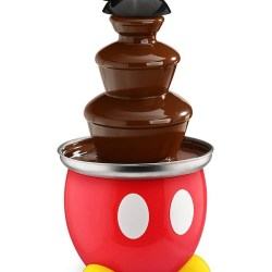 Disney Mickey Mouse Chocolate Fountain