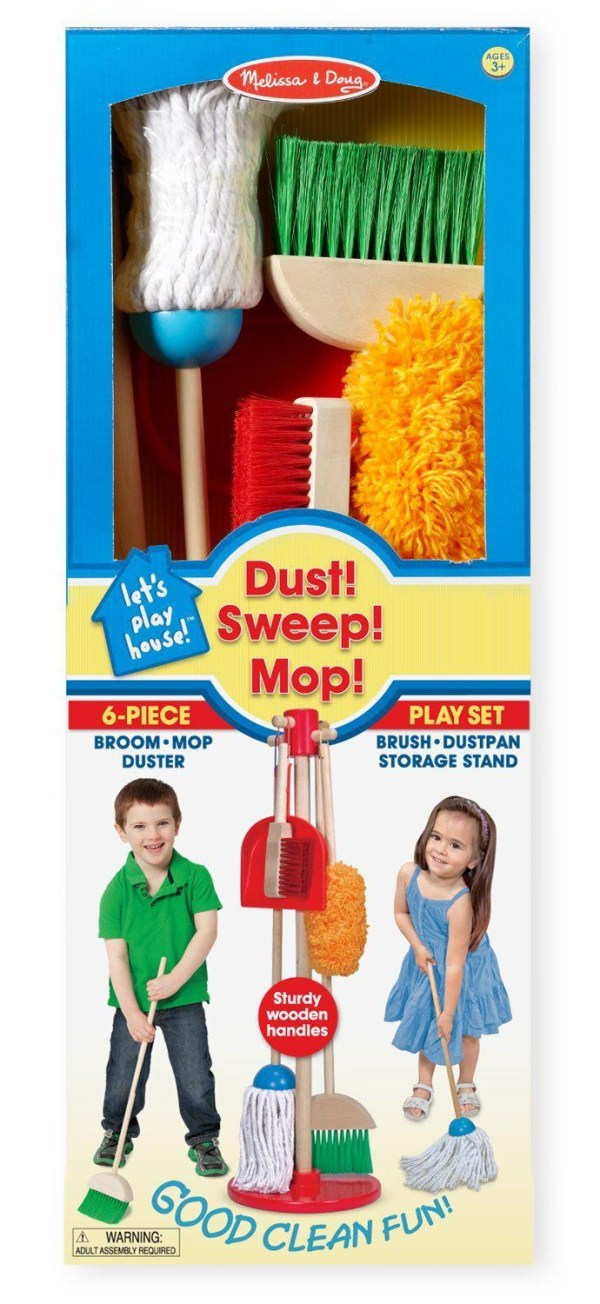 Melissa & Doug Let's Play House Dust