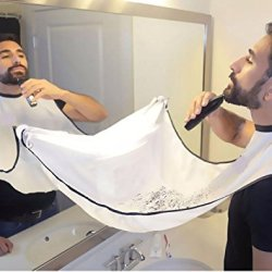 Beard Catcher Apron Beard Cape Bib