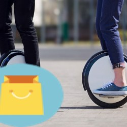 Segway One S1 One Wheel Self Balancing Personal Transporter