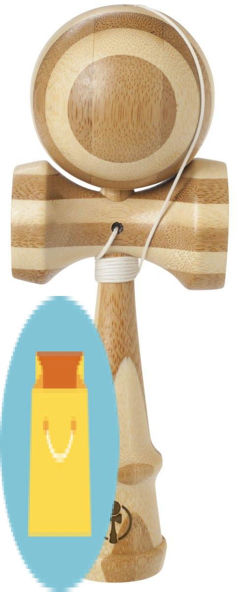 Toysmith Bamboo Kendama (7-Inch)
