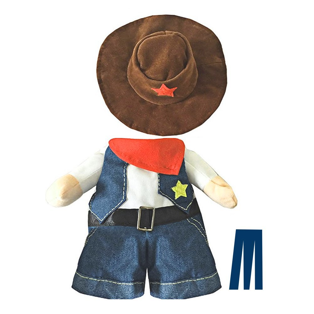 Cowboy Outfit Clothing for dogs and cats Best Offer