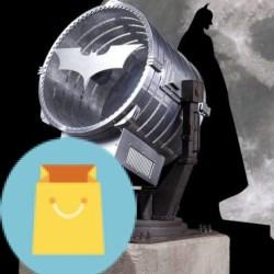Bat Signal Prop