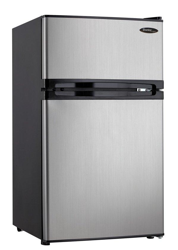 Danby cu. ft. 2 Door Compact Refrigerator