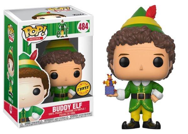 Elf-Buddy Collectible Vinyl Figure