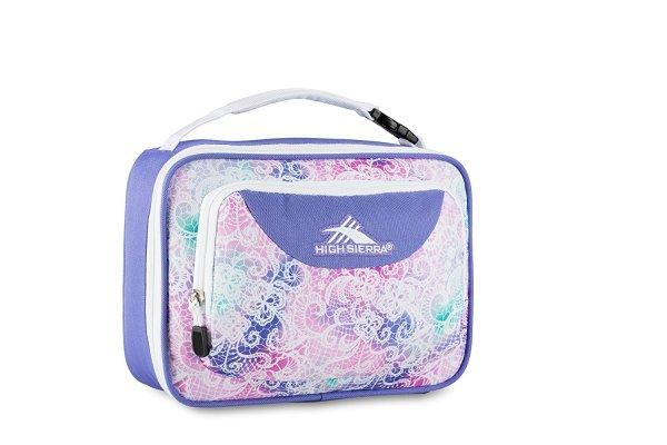 High Sierra Single Compartment Lunch Bag