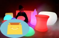 LED Rechargeable Light Up Furniture Best Offer