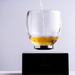 Levitating Cup with Wireless Base