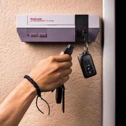 Nintendo Video Game Console Key Holder Rack