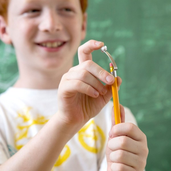 Pencil Slingshot Clips For Launching Paper Balls