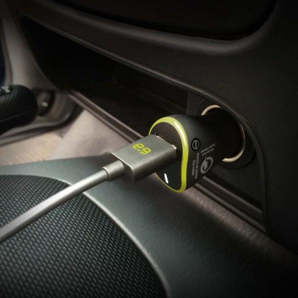 PureGear Extreme USB Car Charger