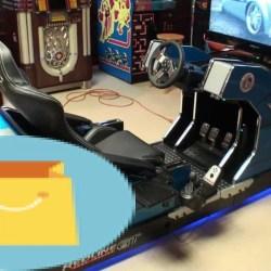 Redline GT Full Immersion Racing Simulator