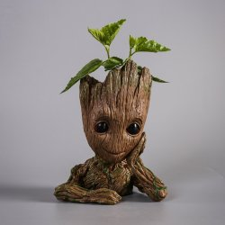 Treeman Baby Groot Pot Container