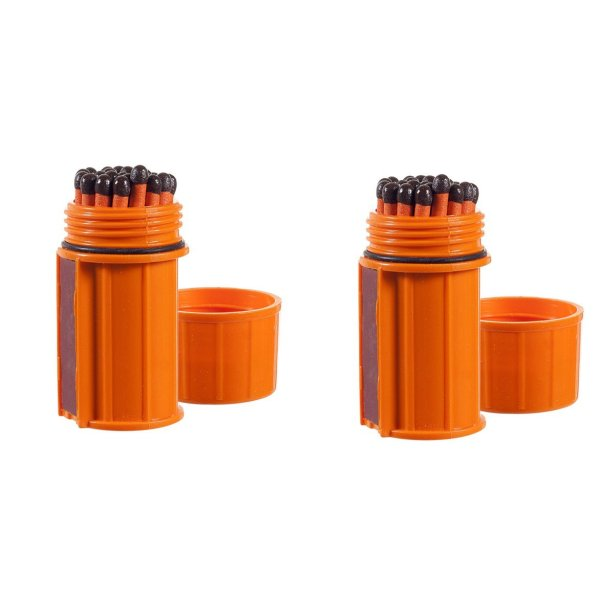 UCO Stormproof Match Kit with Waterproof Case