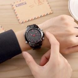 Digital Watch Army Military Sport Wristwatch