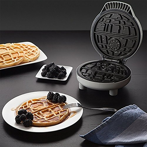 Star Wars Death Star Waffle Maker - Perfect for All Your Evil Waffle