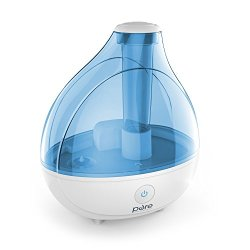 MistAire Ultrasonic Cool Mist Humidifier - Premium Humidifying Unit