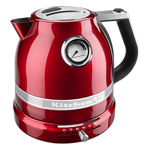 KitchenAid Kettle - Candy Apple Red Pro Line Electric Kettle