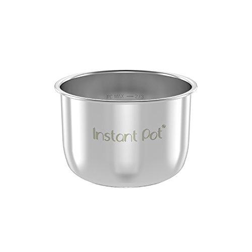Genuine Instant Pot Stainless Steel Inner Cooking Pot - Mini 3 Quart
