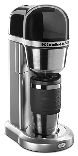 KitchenAid Personal Coffee Maker - Contour Silver