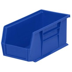 Akro-Mils Plastic Storage Stacking Hanging Akro Bin
