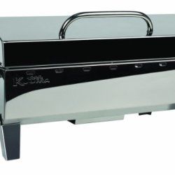 Kuuma Stow N' Go 160 Charcoal Grill with Inner Lid Liner