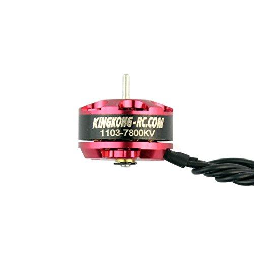 QWinOut 7800kv Mini Brushless Motor for 90GT RC Mini Multirotor Drone