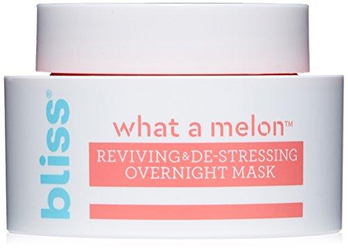Bliss What a Melon Overnight Face Mask Reviving & De-Stressing Facial Mask