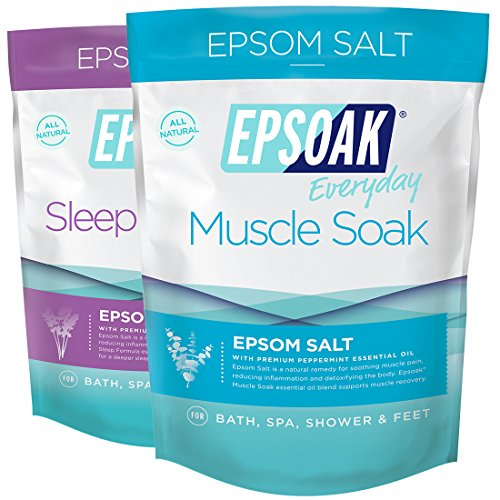 Epsoak Scented Epsom Salt Bundle