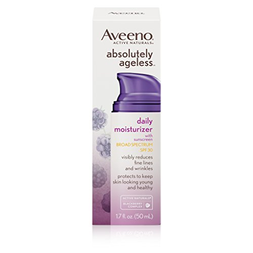 Aveeno Absolutely Ageless Daily Moisturizer With Sunscreen