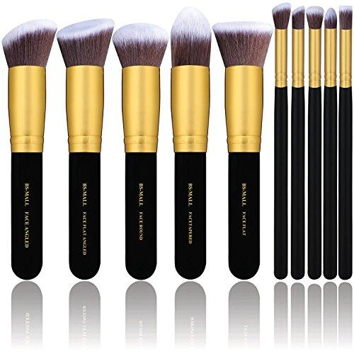 BS-MALL(TM) Makeup Brushes Premium Makeup Brush Set Synthetic Kabuki Cosmetics