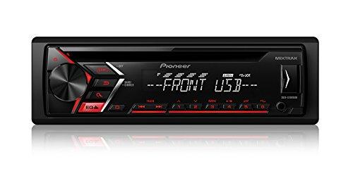 Pioneer CD Single DIN Car Stereo Receiver