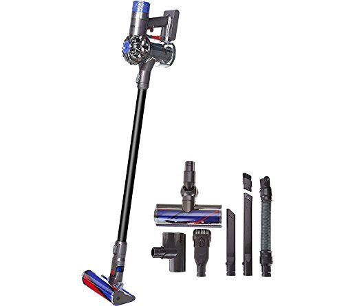 Dyson V6 Absolute Pro Bundle Vacuum Cleaner, Iron