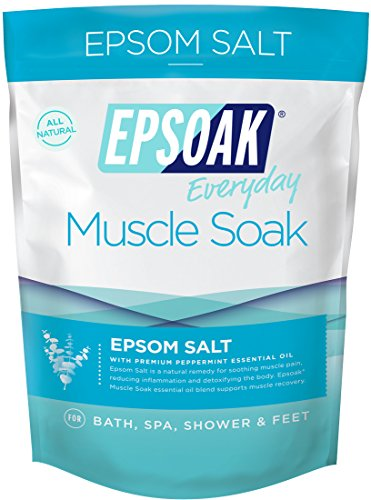 Epsoak Muscle Soak 2 lbs. - Speed Muscle Recovery, Soothe Aching Muscles