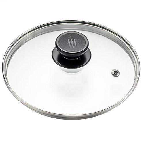 COSORI 6QT Tempered Glass Lid for Cosori 6 QT Pressure Cooker