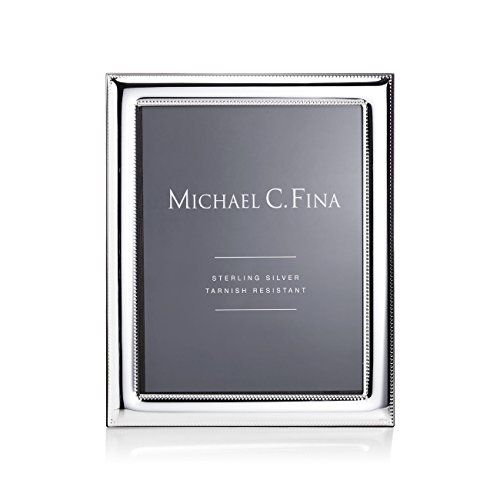 Michael C. Fina Lexington Frame, Sterling Silver, 8-Inch By 10-Inch