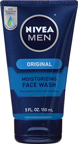 NIVEA Men Maximum Hydration Moisturizing Face Wash