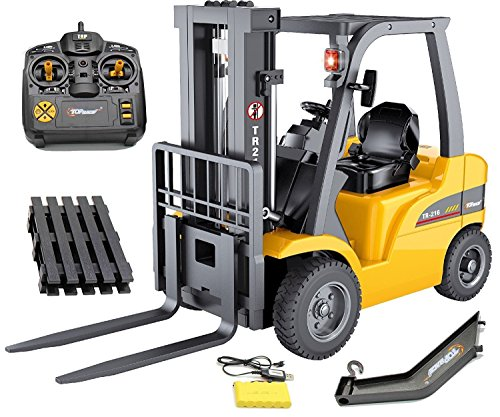Top Race JUMBO Remote control forklift 13 Inch Tall