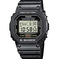 G-shock Men's Black Resin Sport Watch
