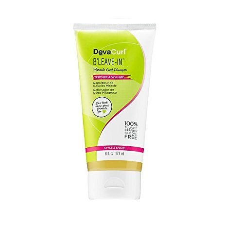 DevaCurl B'Leave-In curl Boost and Volumizer 6 oz