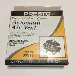 Presto Pressure Cooker & Canner Automatic Air Vent