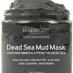 Dead Sea Mud Mask Best for Facial Treatment, Acne, Oily Skin & Blackheads